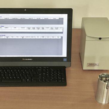 DRYCAL Dry Bomb Calorimeter